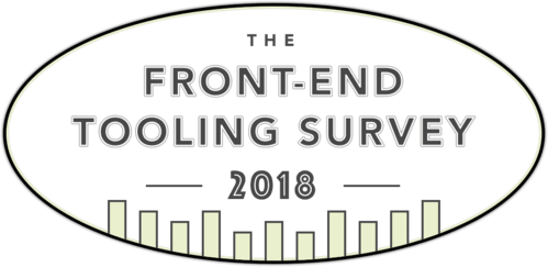 The Front-End Tooling Survey 2018 Logo
