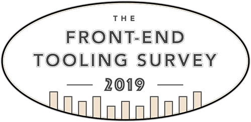 The Front-End Tooling Survey 2019 Logo